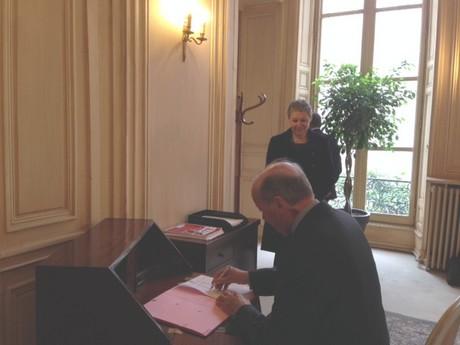 Crédit photo : Chancellerie
