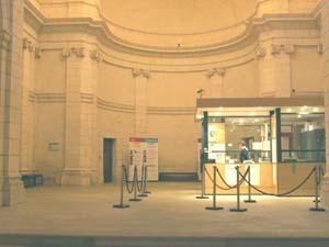 Salle des Pas Perdus - Ancienne chapelle du Couvent des Ursulines
